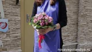 """Букет невесты """"Мечта невесты"""" Доставка свадебных букетов. Цветы Новая Голландия."""
