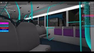 Roblox, Canterbury Bus Simulator, Canterbury Bus Station Boarding bus 40 towards canterbury aldos