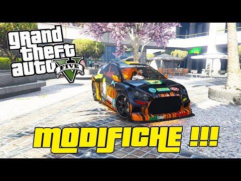 GTA 5 ONLINE | QUEST' AUTO E' UNA BESTIA | MODIFICHE VAPID FLASH GT !!!