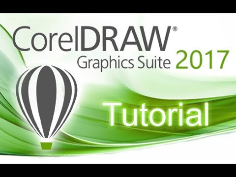 CorelDRAW 2017 - Full Tutorial for Beginners [+General Overview]*