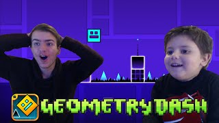 Ο Μήτσος Παίζει Geometry Dash!