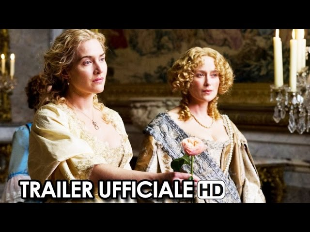 Le regole del caos Trailer Ufficiale Italiano (2015) - Kate Winslet HD