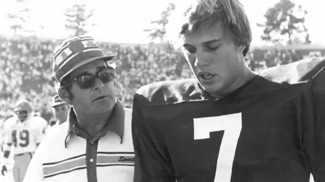 official photos 3bb47 ebb6e Stanford's John Elway selected as Pac-12 Offensive Player of the Century