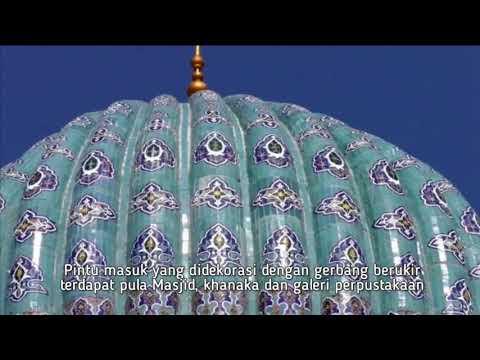 berziarah-ke-makam-imam-bukhari-di-samarkand-uzbekistan-|-wisata-halal-cheria-holiday