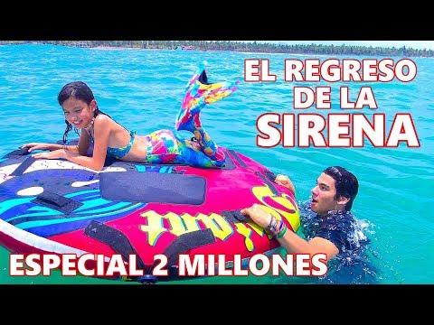 EL REGRESO DE LA SIRENA  | TV ANA EMILIA