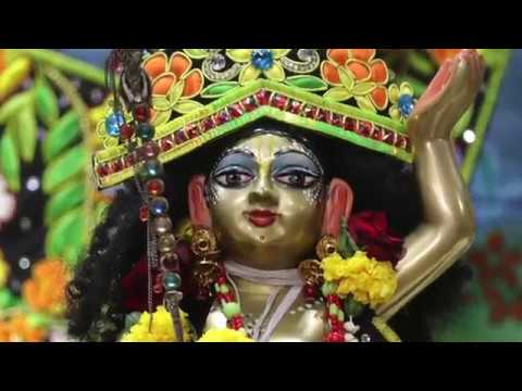 ISKCON AHMEDABAD Govardhan Puja