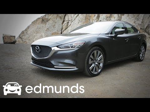 How Does the 2018 Mazda 6 Compare to the Toyota Camry and Honda Accord?