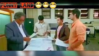 3 idiot movie comedy since || amir khan comedy sin || funny land video