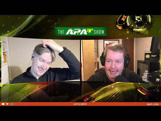 The APAT Show (S2 E35)