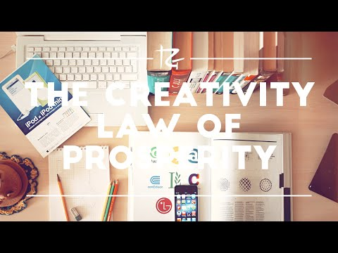 The Creativity Law of Prosperity - Randy Gage