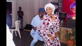 Download Video Femi Adebayo Dance &Rocks Tayo Sobola on the Dance floor at Alagbara Premiere,Got People Talking MP3 3GP MP4