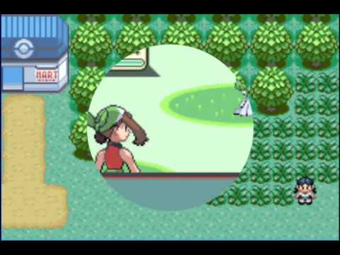 Pokemon Emerald Walkthrough How To Catch Ralts Youtube