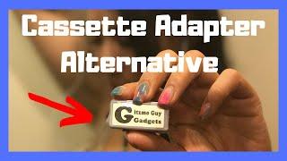 Best Car Cassette Adapter Alternative for Older Car Radio ( Wireless )