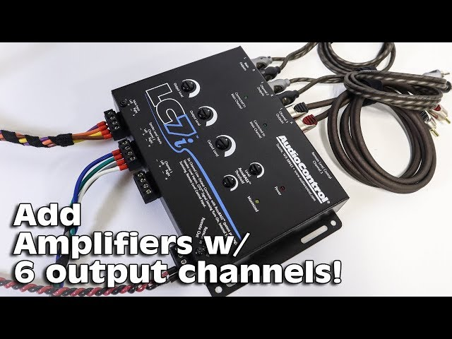 Add AMPLIFIERS to