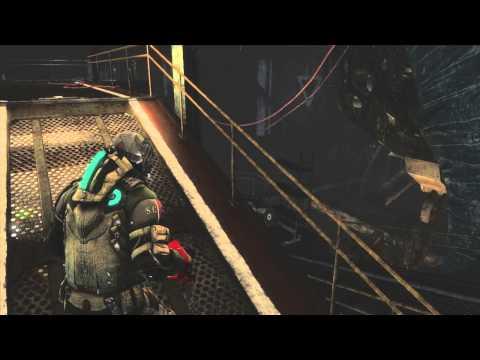 Dead Space 3 - The Devil Horns Gun (Best Gun) Pew Bang!