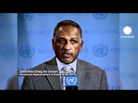 UN troops to keep peace in Sudan's Abyei region