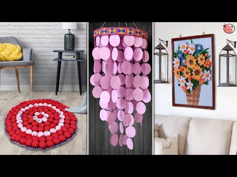 11 Easy yet Decorative DIY Home Decor & Organization Craft Idea.....