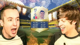 HE'S ACTUALLY IN THE SQUAD!!! - FIFA 17 TOTS WALK OUT PACK OPENING