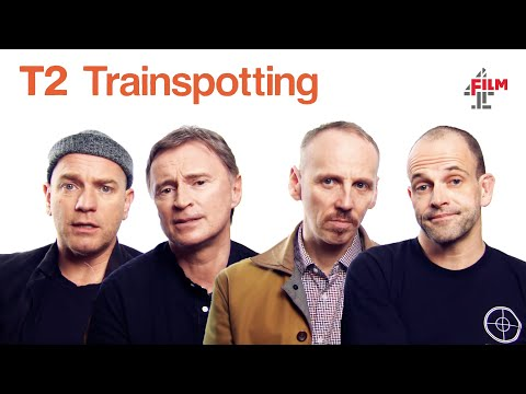 Danny Boyle & Reunited Trainspotting Cast | T2 Trainspotting Interview Special