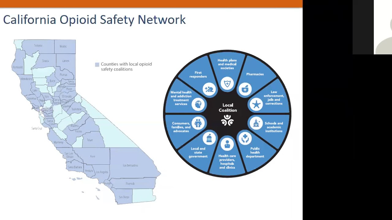 Informational Webinar — Opioid Safety Resources for Health Plans RFP