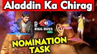 Aladdin Ka Chirag Nomination Task | Sacrifice Task | Bigg Boss 12 Latest Update
