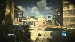 GoW3 Listen-In Series: KotH Drydock (Competitive Scrim Footage)