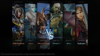 Vs APEX HD Vainglory Gameplay