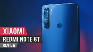 Xiaomi Redmi Note 8T Review - Affordable Champion