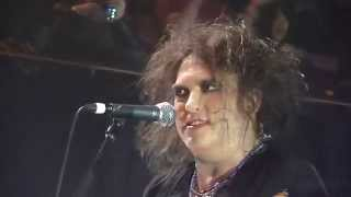 The Cure - Weedy Burton (Live Video)