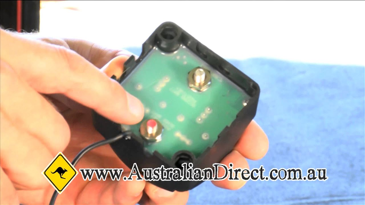 hight resolution of voltage sensitive relays