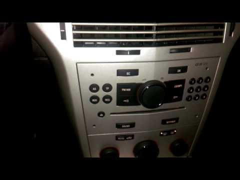 Обзор YATOUR Opel Astra H