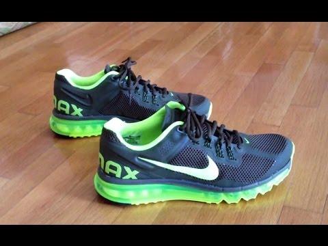 new product 2f980 5ebd2 Nike Air Max 2013 Dark Loden Volt