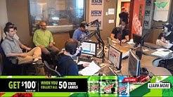 The 259th Initials Game featuring Vikings WR Adam Thielen   KFAN 100.3 FM