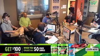 The 259th Initials Game featuring Vikings WR Adam Thielen | KFAN 100.3 FM