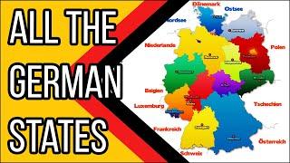 Learn German - Episode 9: The German Federal States/Die Bundesländer