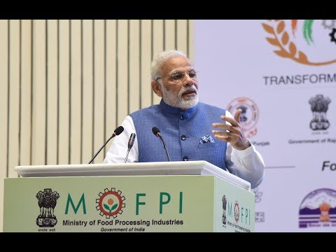 PM Narendra Modi's Speech at Inauguration of World Food India 2017