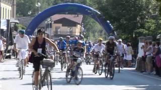 Giro del Lago di Santa Croce 2013