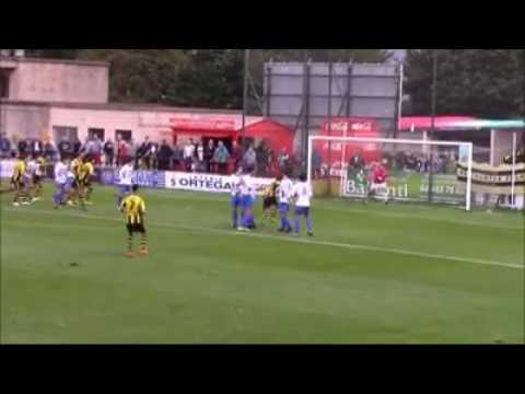 Gol Raul Tirilonte Club Portugalete 1-1 Lagun Onak J9 Temporada 2016/2017 Tercera