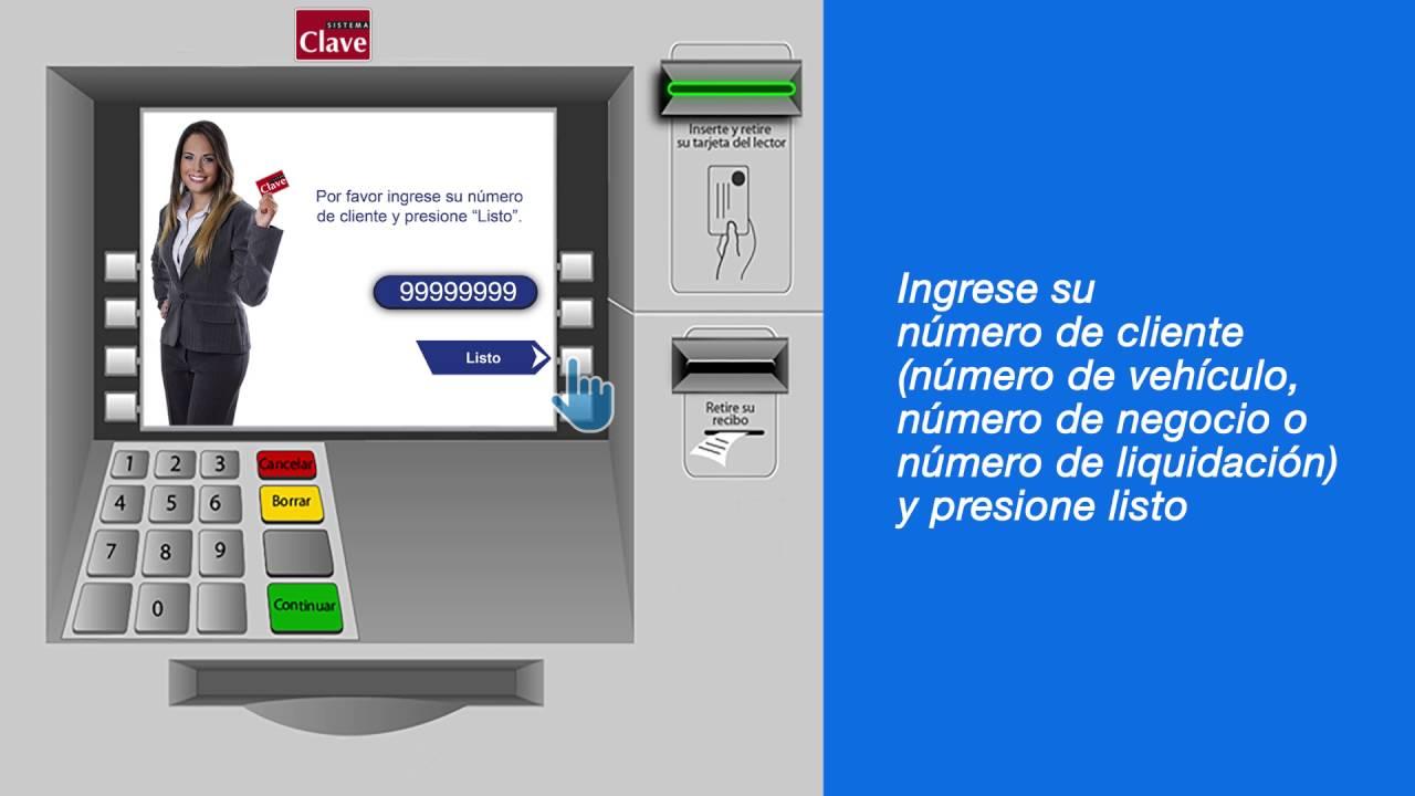 Como retirar dinero de un cajero bcp nuevo sistema de pago for Como se abre un cajero automatico