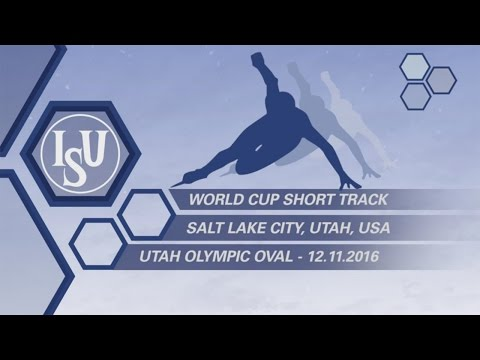 MEN'S 1000m - World Cup Speed Skating Salt Lake City 2017 from YouTube · Duration:  25 minutes 29 seconds