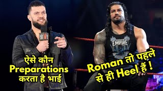 Roman Is Already A Heel | Finn Balor For Preparation MITB | Royal Rumble VS MITB Ladder Match