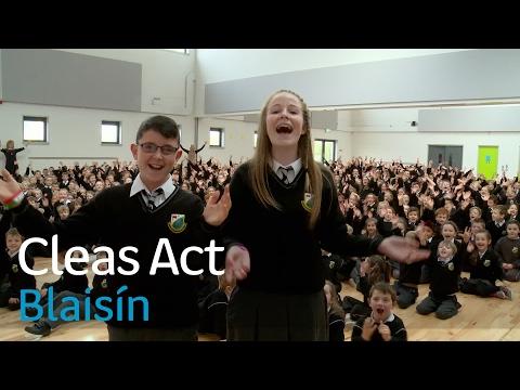 Cleas Act  Ep2 Gaelscoil Mhainistir na Corann | Dé Domhnaigh 19/3 8pm