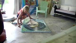 Atelier de Nathalie Lepine St Martin Terres Basses