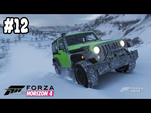 Musim Salju Tiba, Rubicon Keluar Sarang - FORZA HORIZON 4 #12