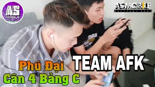 [Free Fire Vlog] Team AFK Hội Tụ Bảng C | AS Mobile