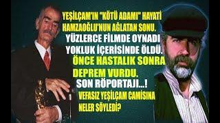 Yeşilçam'ın Kötü Adamı Hayati Hamzaoğlu'nun İbretlik  Hikayesi ve Sitem Dolu Röportajı...