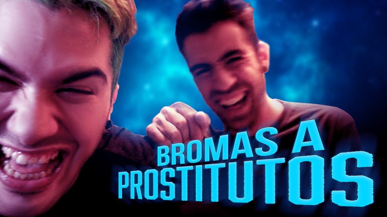 futbolistas y prostitutas wismichu bromas a prostitutas