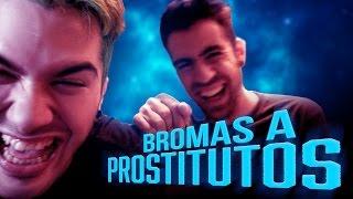 Bromas telefónicas a prostitutos. thumbnail