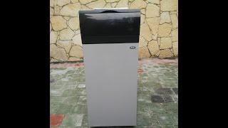 видео Котел напольный газовый Baxi SLIM 1.620 iN