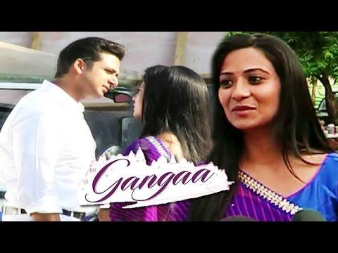 Gangaas Real Life Husband Sarwar Ahuja Enters Show | Gangaa | 12 April 2016 Episode